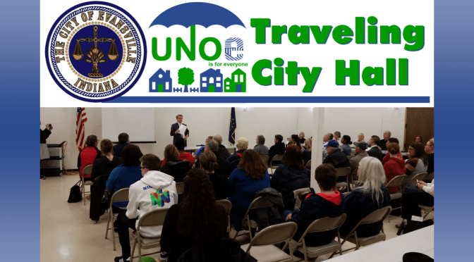 UNOE Hosting Traveling City Hall August 2019