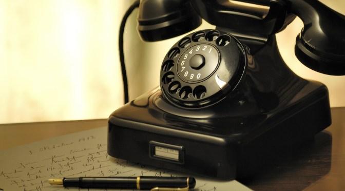 WHO to Call?
