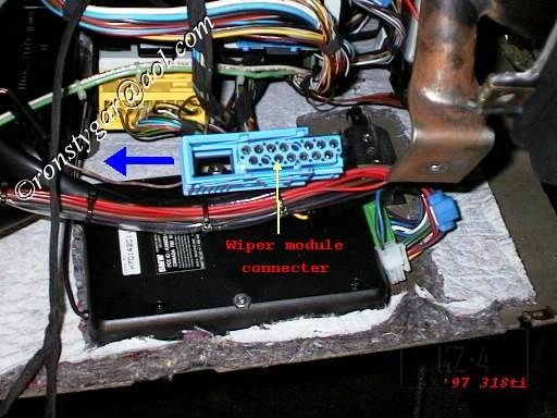 E36eurowipercontrolmodule