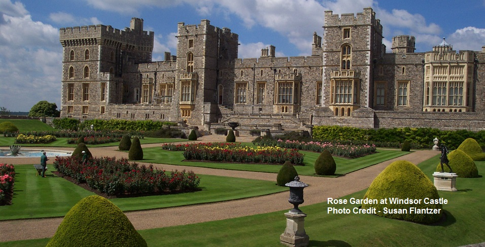 British royal residences pictures of wedding