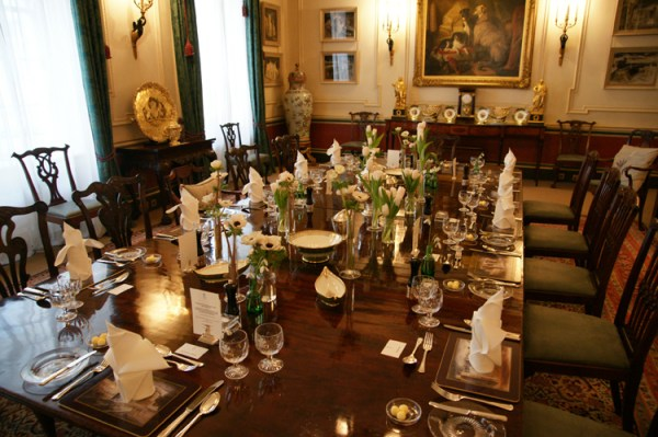 The Dining Room, Clarence House