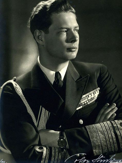 King Mihai in 1947. photo: Wikipedia