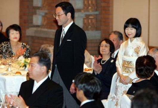 Sayako_wedding reception