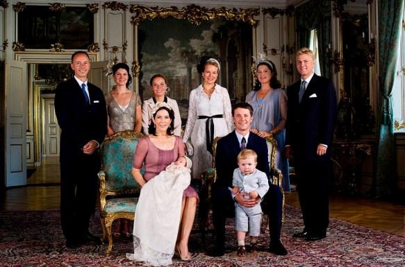 H.K.H. Prinsesse Isabellas barnedåb