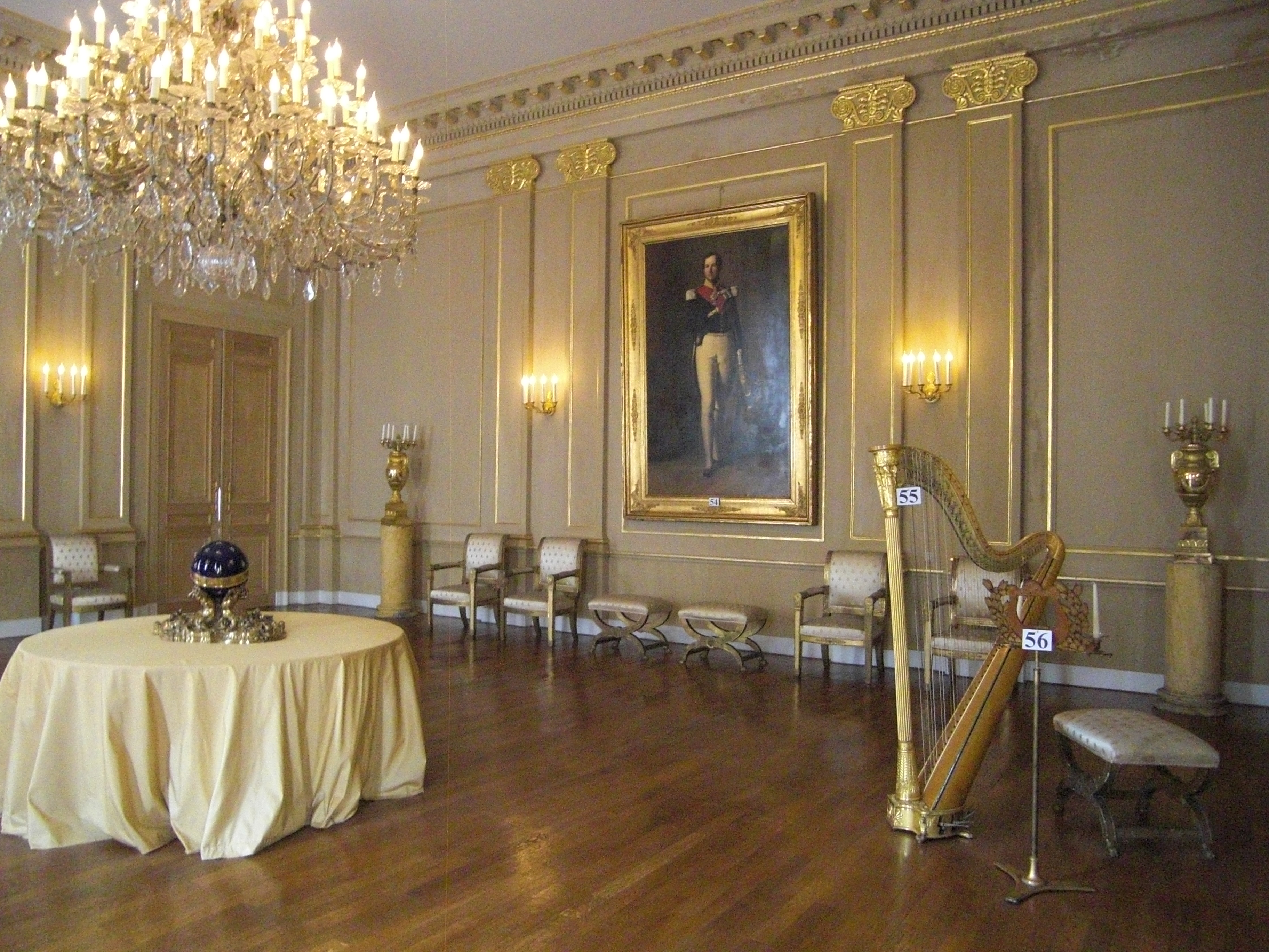 The Royal Palace Of Brussels Unofficial Royalty
