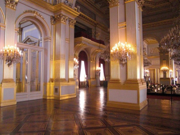 The Throne Room. photo © Susan Flantzer