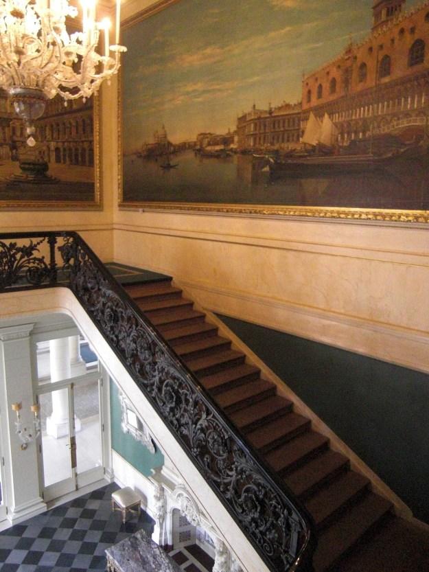 The Venice Staircase. photo © Susan Flantzer