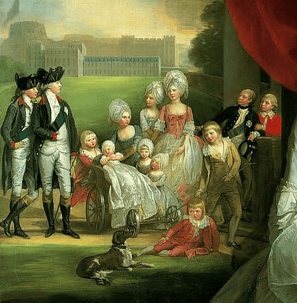 George III children