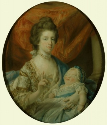 Queen Charlotte_Pss Charlotte baby