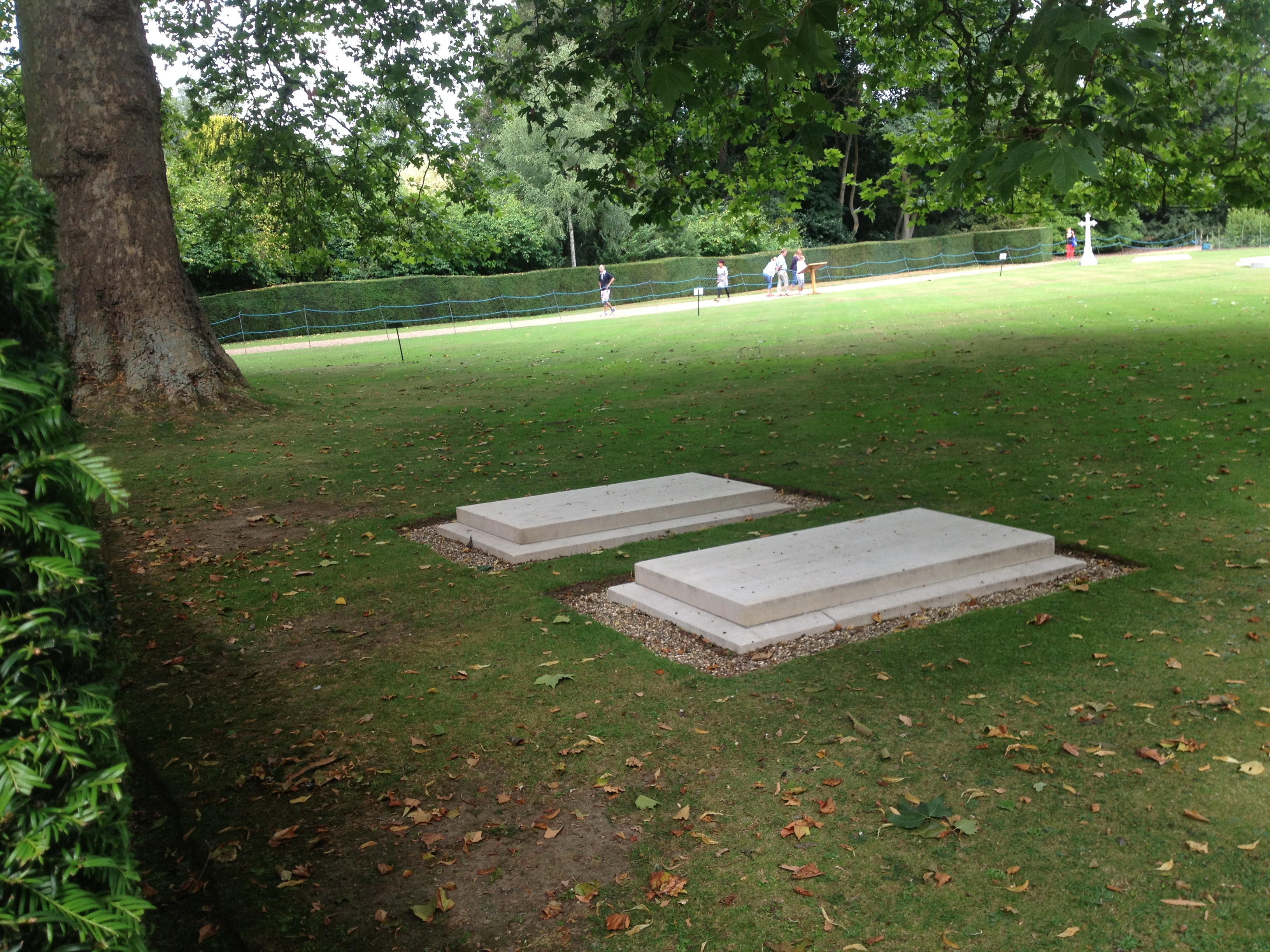 Saxe Coburg And Gotha And Windsor Burial Sites