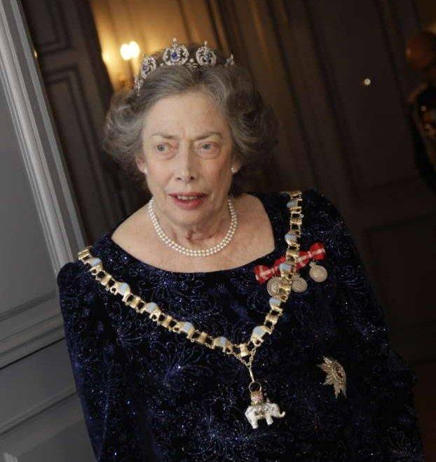 Princess Elisabeth of Denmark has died