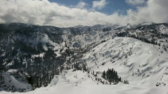 The view of Alpine from Squaw (Photo: Valleygirl)