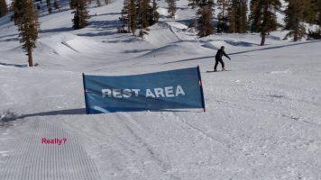 Need a rest? (Photo: Andy Wertheim)