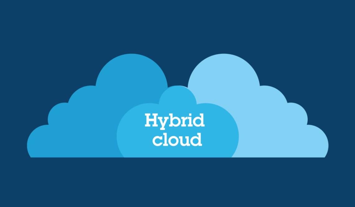 I 5 benefici del cloud ibrido