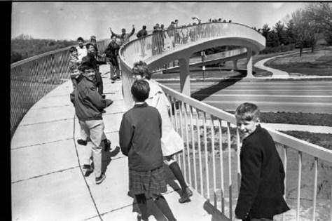Image result for Dodge Street Bridge