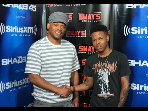 Nasty C on Sway in The Morning