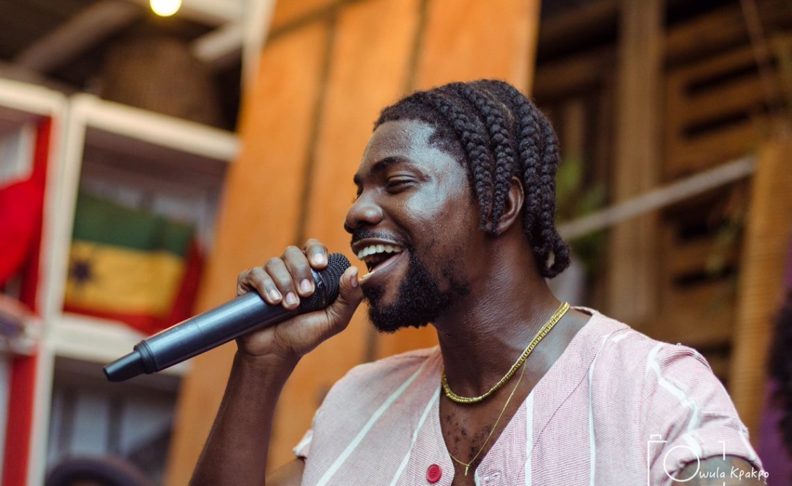 Akan Is Ready To Bless Us With His 'Onipa Akoma' Album