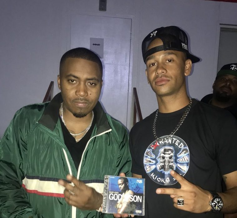 Nas & YoungstaCPT Finally Meet!