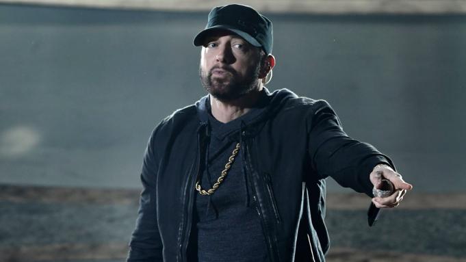 Eminem Drops 11-Minute 'Kick Off' Freestyle
