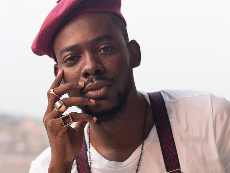 Adekunle Gold is all Lovey-Dovey in 'Young Love'