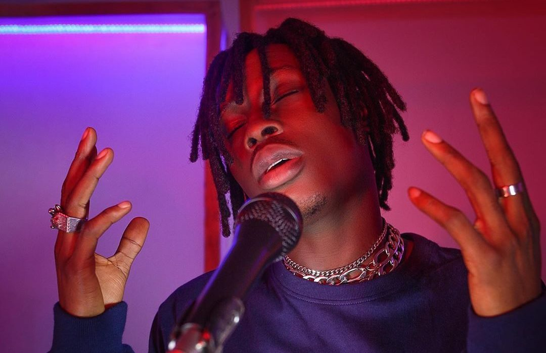 "Fireboy DML is Caught in Parallel Universes in Visuals for ""Scatter"""