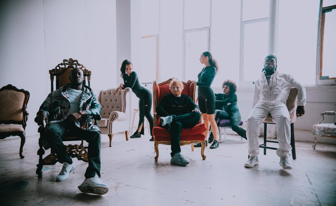 "Stormzy Releases Music Video For ""Own It"" Ft Burna Boy and Ed Sheeran"