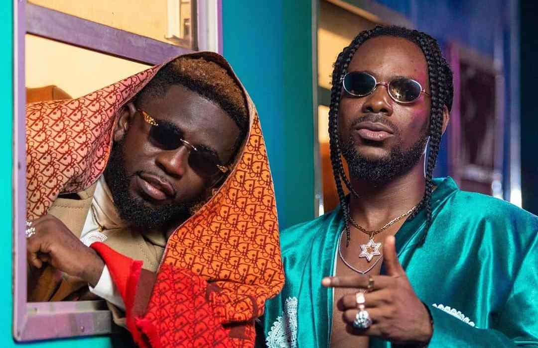 "Afro Nation Presents Visuals to Bisa Kdei and Adekunle Gold's ""Adiza"""