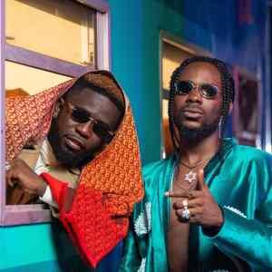 Bisa Kdei and Adekunle Gold