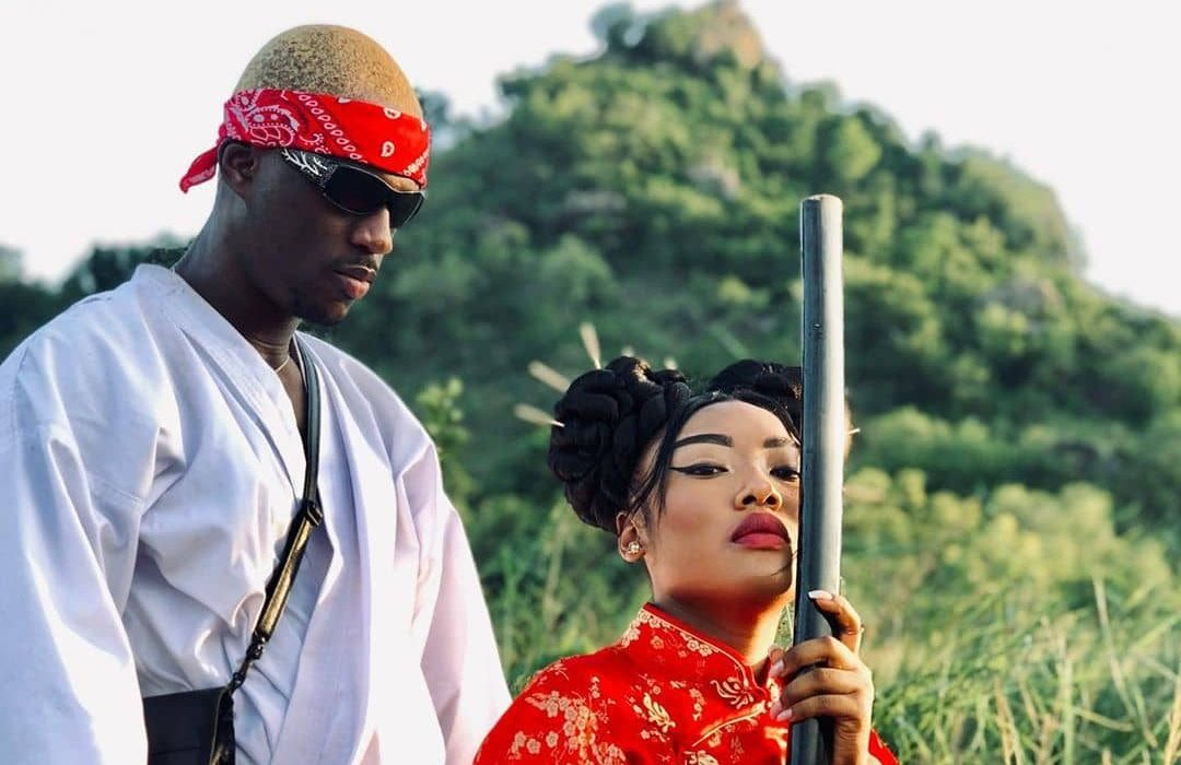 "Joey B's ""Green Tea"" Video ft Medikal is a Classic 80's Kung Fu Flick"