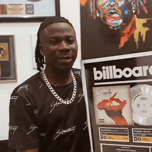 Stonebwoy Billboard