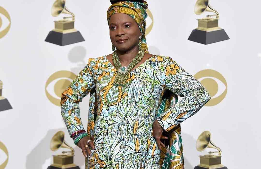 Angelique Kidjo Dedicates her fourth Grammy Award to Burnaboy