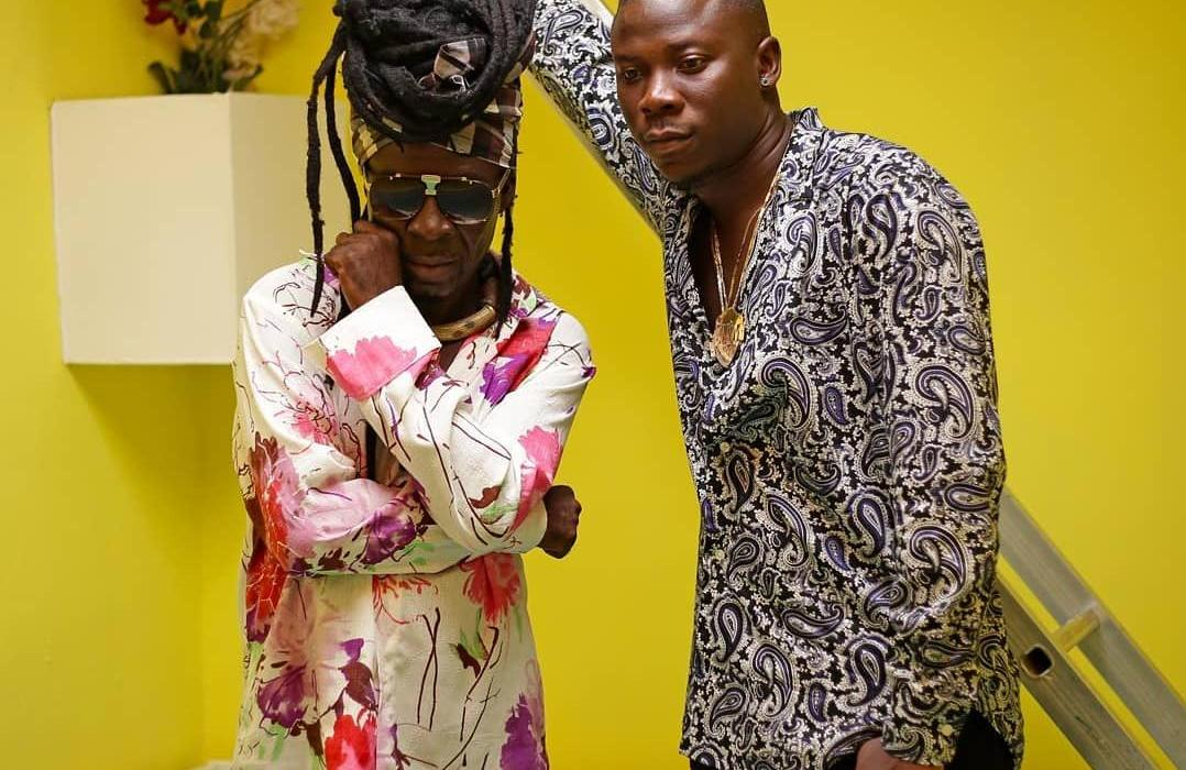 Stonebwoy and Kojo Antwi honored by joint Grammy and BET board