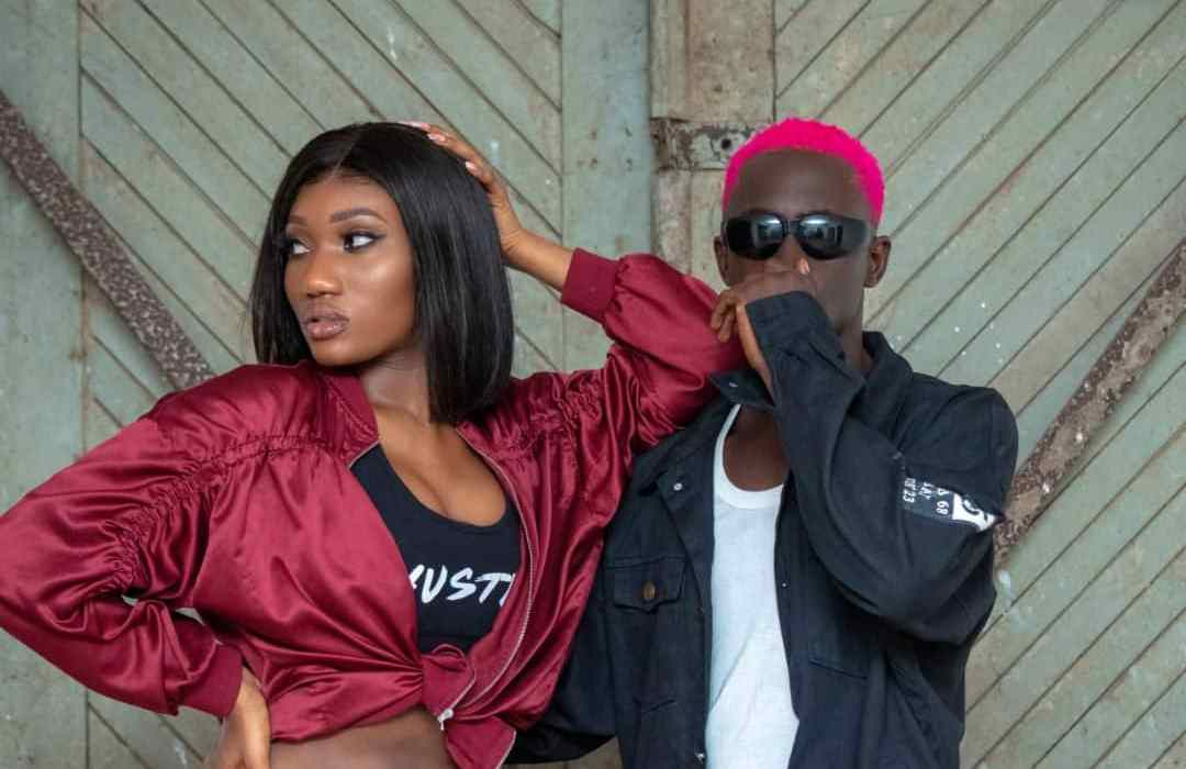 Wendy Shay & Bosom P-Yung Tease Collaboration