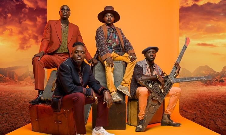"Sauti Sol's Long-Awaited ""Midnight Train"" Album Finally Out"