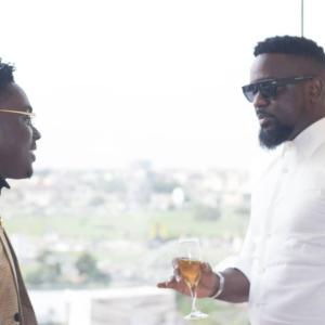 kweku Smoke and sarkodie