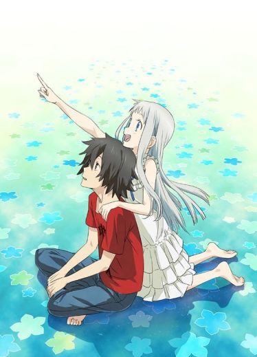 \u0026quot;You Found Me!\u0026quot;  Ano Hana Review  UNOTAKU Anime Blog