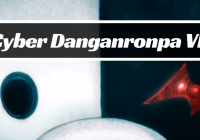 Cyber Danganronpa Virtual Reality Game For Playstation 4!