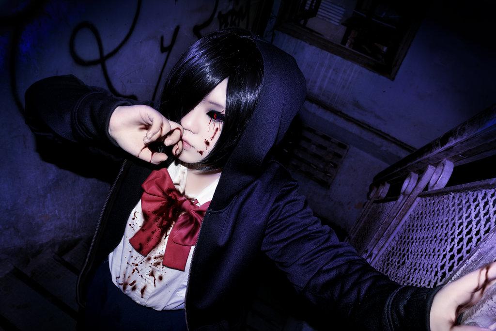 Cosplay Tokyo Ghoul Touka Unotaku Anime Blog