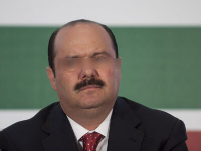 Who is César Duarte, former Governor of Chihuahua detained in the US?