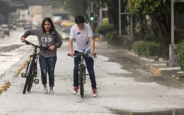 The weather in Mexico today: forecast heavy rains and hail in these states