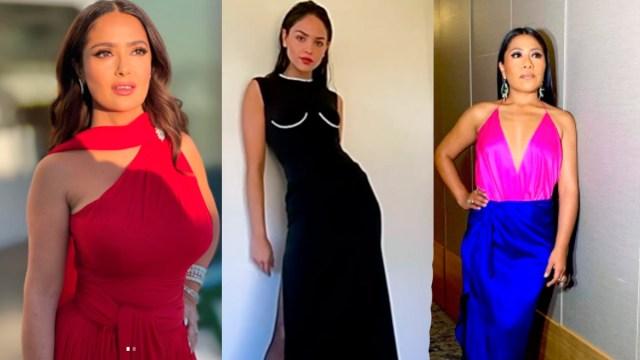 Las mexicanas que brillaron en los Globos de Oro 2021 - Uno TV