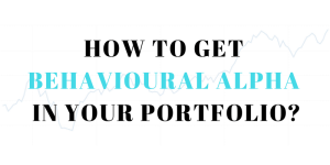 How to generate behavioural alpha?