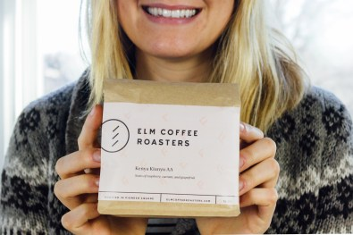 Elm Coffee Roasters and friendly service