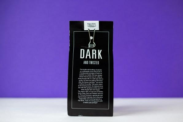 Deep Dark & Twisted Back Panel