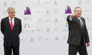 Sebastian Piñera recibe a los mandatarios de la Cumbre CELAC-UE  |Agencia UNO