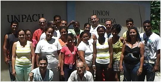 Activistas de UNPACU celebran se segundo aniversario
