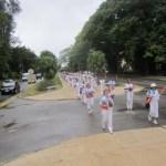 Damas de Blanco en Cuba en actividad pública