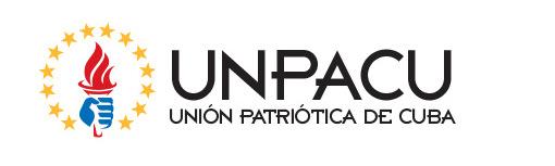 Logotipo Unión Patriótica de Cuba (UNPACU)