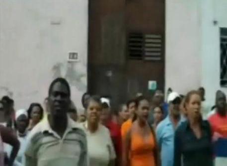 Acto de Repudio en Cuba - 2012