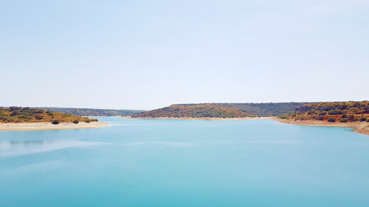 Lagunas de Ruidera_Embalse Peñarrolla
